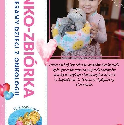 Bony Świąteczne dla dzieci z Onkologii